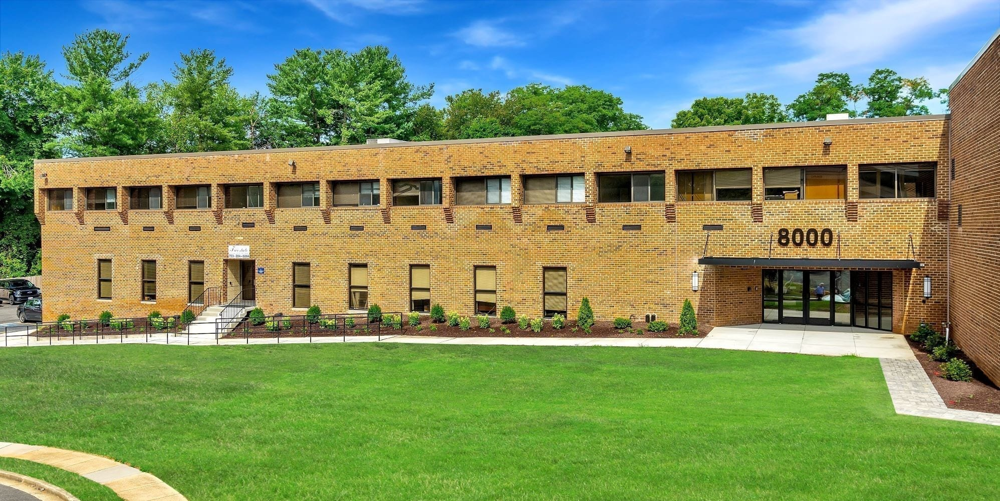 Edge Brokers Two Leases Totaling Nearly 30,000 SF Of Space At 8000 Forbes Place In Springfield, Virginia