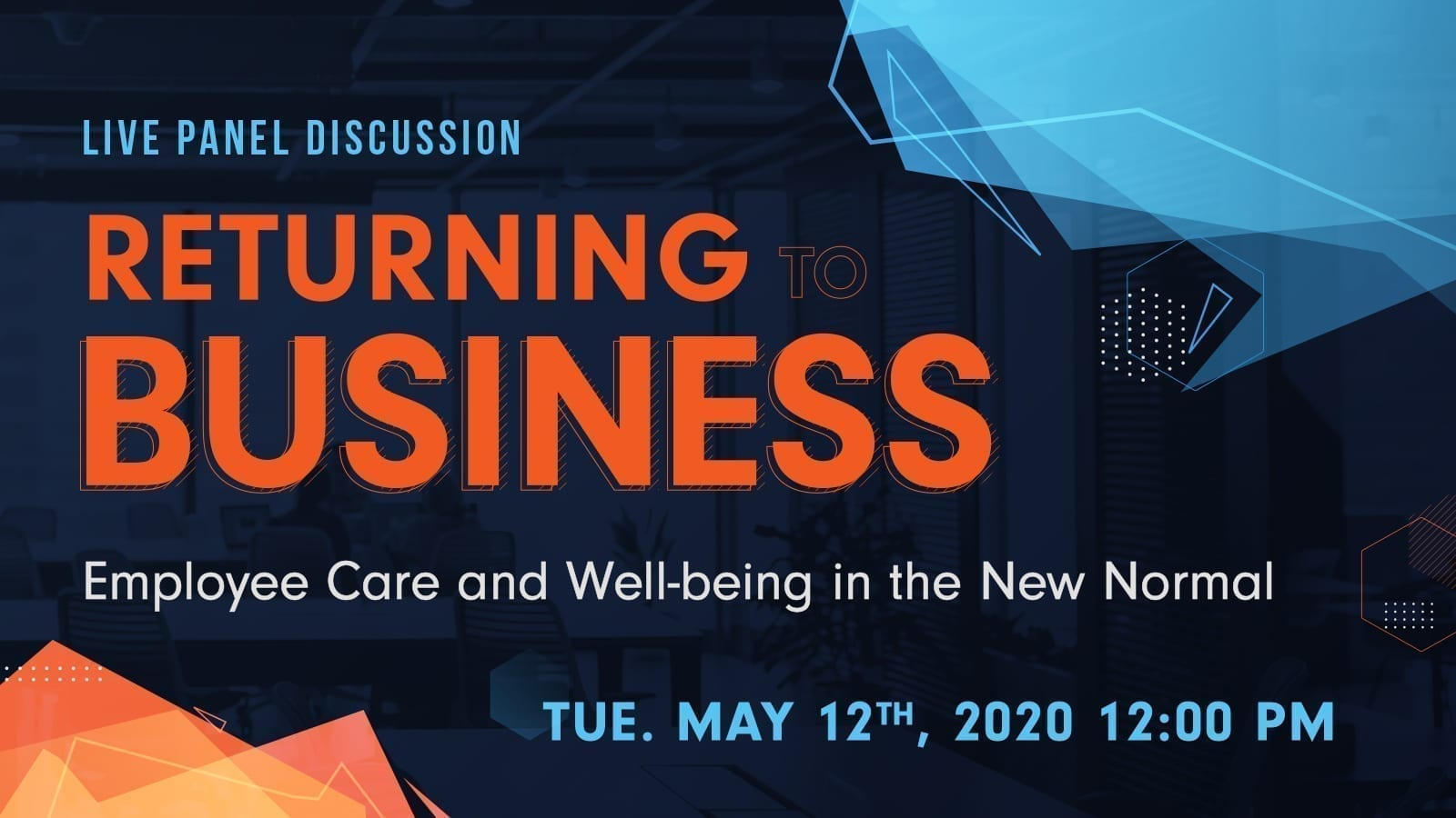 Edge Schedules Free Webinar Addressing Employee Care And Well-Being In New Normal For May 12