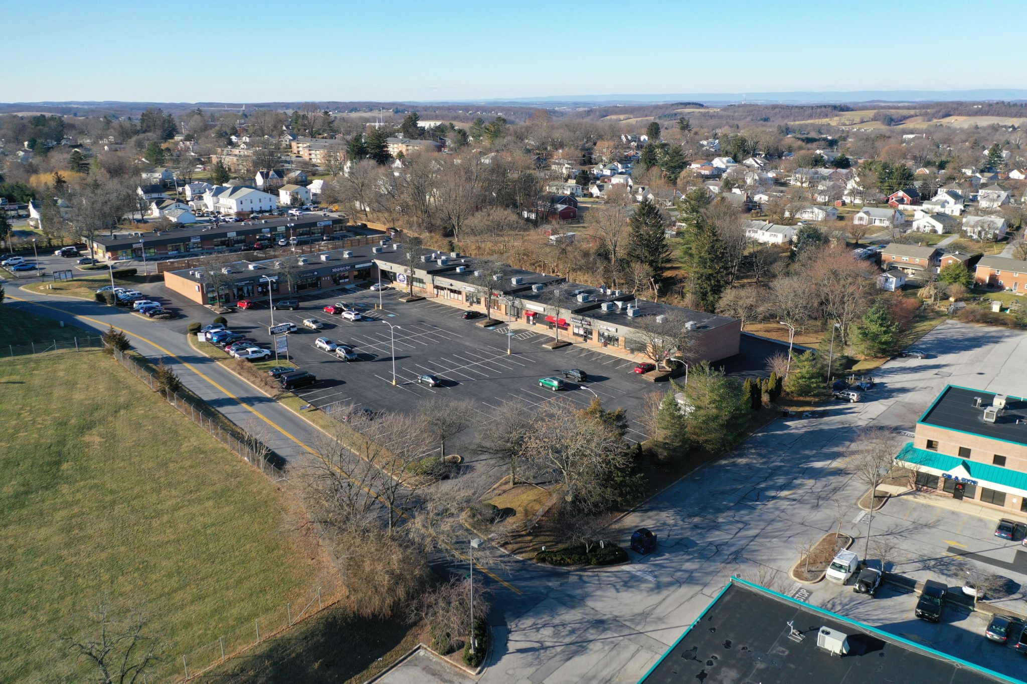 Edge Brokers Sale Of 29,000 SF Neighborhood Retail Center In Carroll County, Maryland For $4.5M