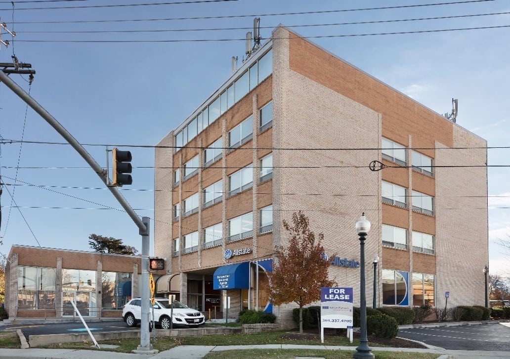 In The News: Urban Infill Office Sale in Montgomery County