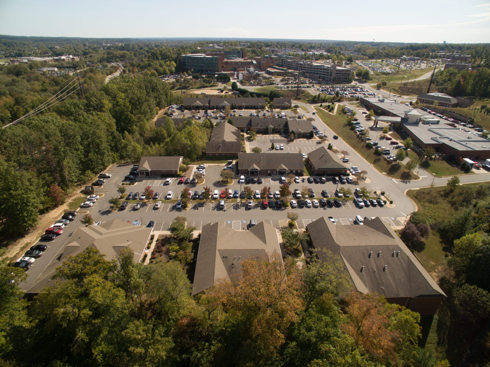 Edge Brokers Sale Of 22,400 SF Fully-Leased Six-Building Medical Office Portfolio In Fredericksburg, VA For $5.5M